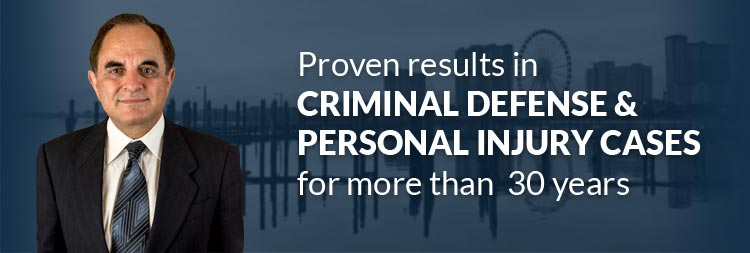Proven Results in Criminal Defense & Personal Injury Cases